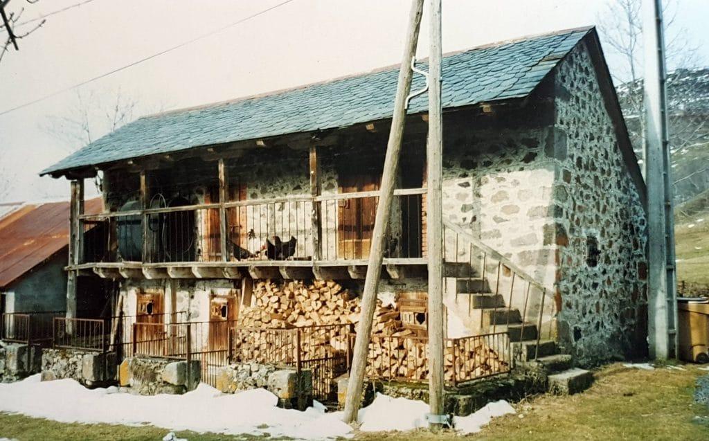Ancienne porcherie