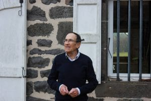 Etienne Barthelemy co-propriétaire du gîte 970
