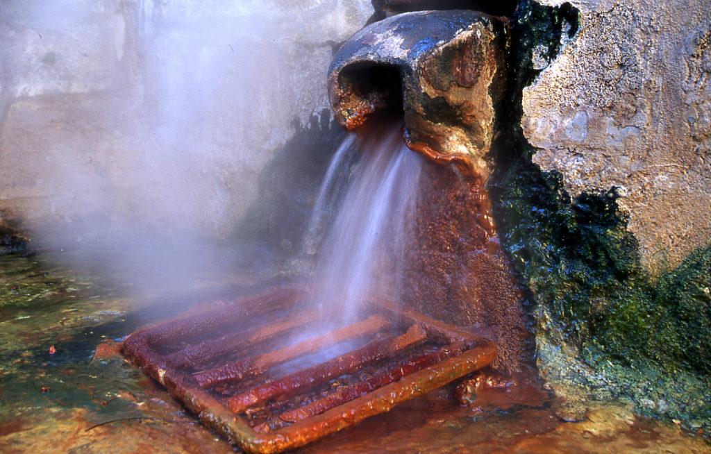 La source du Par à Chaudes Aigues