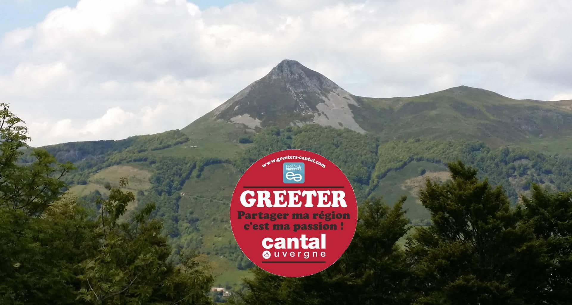 Les Greeters du Cantal