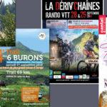 Sélection d'actualités septembre 2018 dans le Cantal