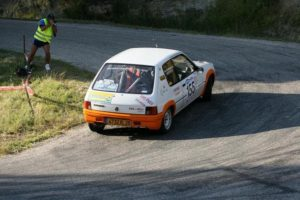 Rallye auto du pays de Gentiane